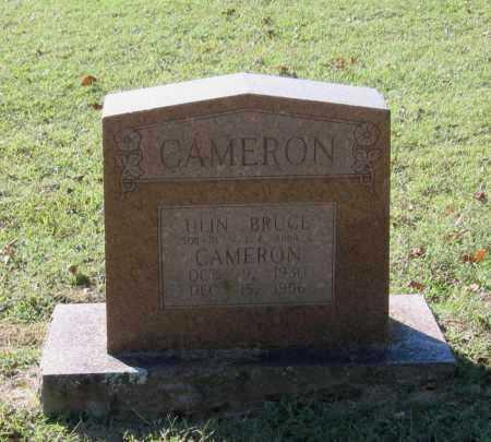 CAMERON, ULIN BRUCE - Lawrence County, Arkansas   ULIN BRUCE CAMERON - Arkansas Gravestone Photos
