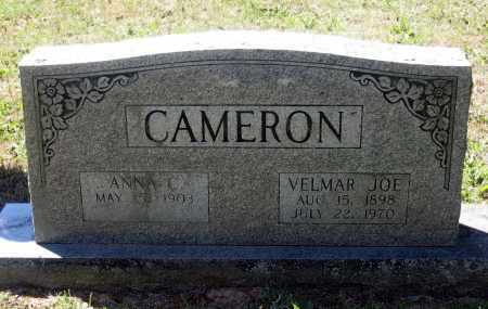 CAMERON, VELMAR JOE - Lawrence County, Arkansas | VELMAR JOE CAMERON - Arkansas Gravestone Photos