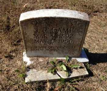 "CAMP, JOHN CARY ""J. C."" - Lawrence County, Arkansas 