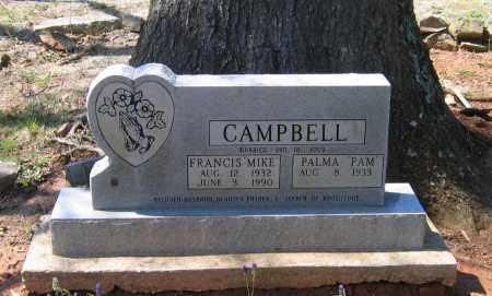 "CAMPBELL (VETERAN - USAF), FRANCIS ""MIKE"" EARL - Lawrence County, Arkansas   FRANCIS ""MIKE"" EARL CAMPBELL (VETERAN - USAF) - Arkansas Gravestone Photos"