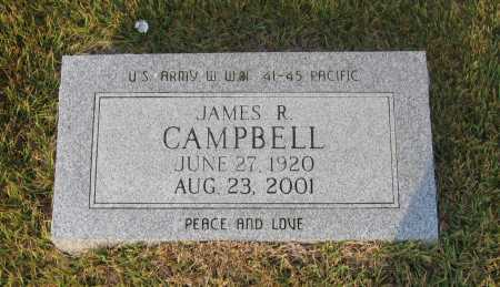 CAMPBELL, JAMES RUSSELL - Lawrence County, Arkansas | JAMES RUSSELL CAMPBELL - Arkansas Gravestone Photos