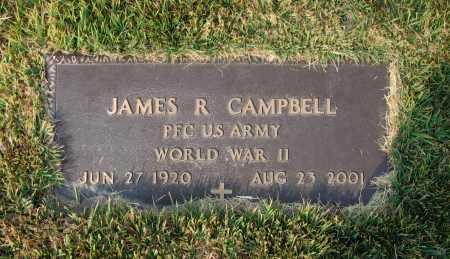 CAMPBELL (VETERAN WWII), JAMES RUSSELL - Lawrence County, Arkansas   JAMES RUSSELL CAMPBELL (VETERAN WWII) - Arkansas Gravestone Photos