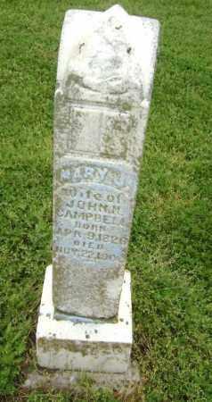 CAMPBELL, MARY JANE - Lawrence County, Arkansas | MARY JANE CAMPBELL - Arkansas Gravestone Photos