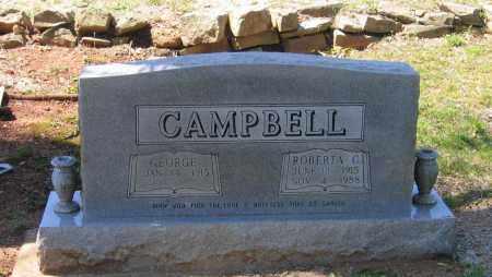 CAMPBELL, ROBERTA C. - Lawrence County, Arkansas | ROBERTA C. CAMPBELL - Arkansas Gravestone Photos