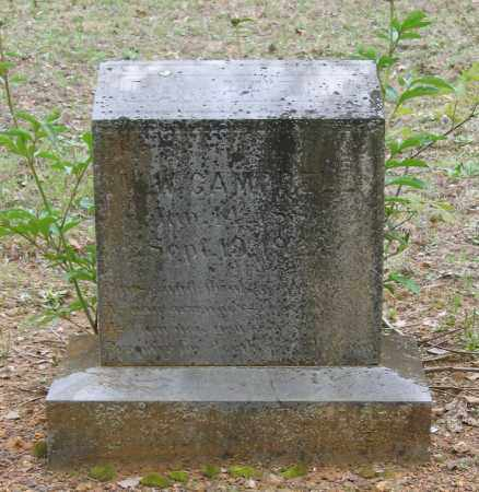 """CAMPBELL, WILLIAM WALKER """"W. W."""" - Lawrence County, Arkansas   WILLIAM WALKER """"W. W."""" CAMPBELL - Arkansas Gravestone Photos"""