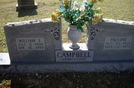 CAMPBELL, PAULINE JANE - Lawrence County, Arkansas   PAULINE JANE CAMPBELL - Arkansas Gravestone Photos