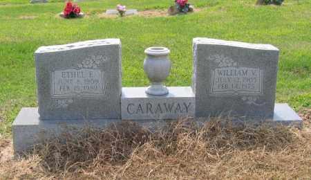 CARAWAY, WILLIAM V. - Lawrence County, Arkansas | WILLIAM V. CARAWAY - Arkansas Gravestone Photos