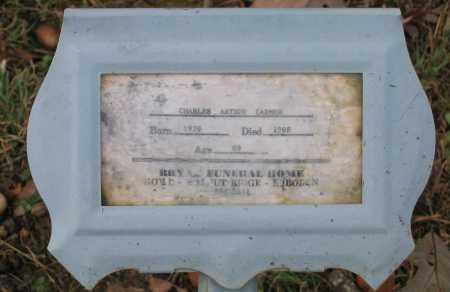 CARMER, CHARLES ARTHUR - Lawrence County, Arkansas | CHARLES ARTHUR CARMER - Arkansas Gravestone Photos