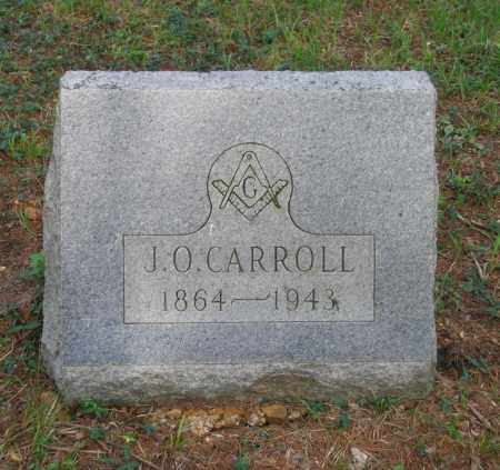 CARROLL, J. O. - Lawrence County, Arkansas | J. O. CARROLL - Arkansas Gravestone Photos