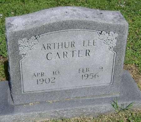 CARTER, ARTHUR LEE - Lawrence County, Arkansas   ARTHUR LEE CARTER - Arkansas Gravestone Photos