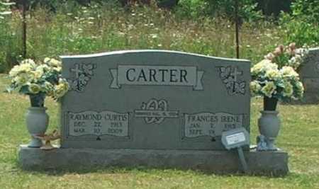 IKERD CARTER, FRANCES IRENE - Lawrence County, Arkansas | FRANCES IRENE IKERD CARTER - Arkansas Gravestone Photos