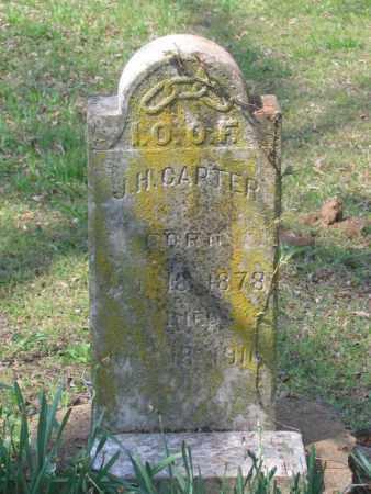 CARTER, J. H. - Lawrence County, Arkansas   J. H. CARTER - Arkansas Gravestone Photos