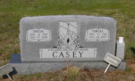 JOHNSON CASEY, FREDA GLADYS - Lawrence County, Arkansas | FREDA GLADYS JOHNSON CASEY - Arkansas Gravestone Photos