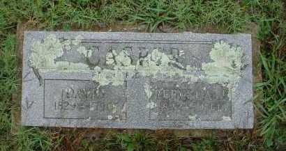 CASPER, DAVID - Lawrence County, Arkansas | DAVID CASPER - Arkansas Gravestone Photos
