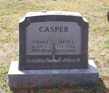 "CASPER, JACOB LEONARD ""JAKE"" - Lawrence County, Arkansas | JACOB LEONARD ""JAKE"" CASPER - Arkansas Gravestone Photos"