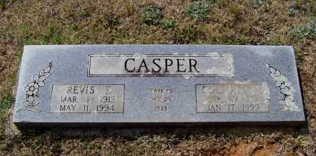 CASPER, REVIS FILMORE - Lawrence County, Arkansas | REVIS FILMORE CASPER - Arkansas Gravestone Photos