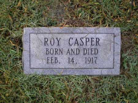 CASPER, ROY - Lawrence County, Arkansas   ROY CASPER - Arkansas Gravestone Photos