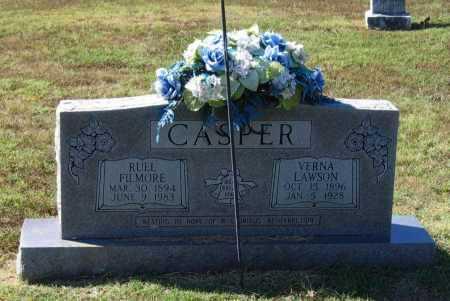 LAWSON CASPER, VERNA E. - Lawrence County, Arkansas | VERNA E. LAWSON CASPER - Arkansas Gravestone Photos