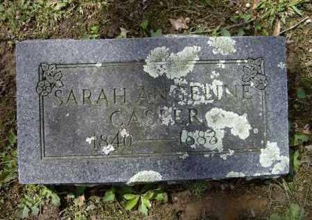 CASPER, SARAH ANGELINE - Lawrence County, Arkansas   SARAH ANGELINE CASPER - Arkansas Gravestone Photos