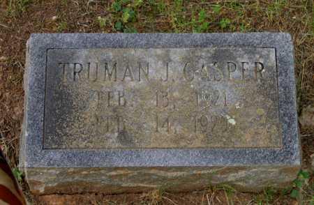 CASPER, TRUMAN J. - Lawrence County, Arkansas | TRUMAN J. CASPER - Arkansas Gravestone Photos