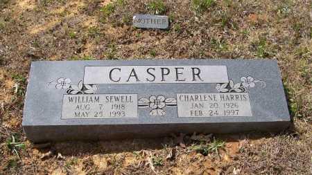 CASPER, CHARLENE - Lawrence County, Arkansas | CHARLENE CASPER - Arkansas Gravestone Photos