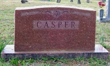 EPPERSON CASPER, HESTER - Lawrence County, Arkansas | HESTER EPPERSON CASPER - Arkansas Gravestone Photos