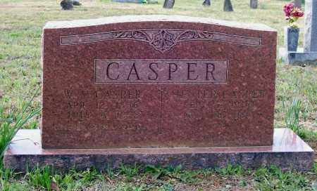 CASPER, WILLIE VERNON - Lawrence County, Arkansas | WILLIE VERNON CASPER - Arkansas Gravestone Photos