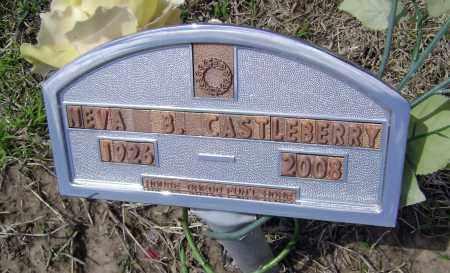 CASTLEBERRY, NEVA BETHEL - Lawrence County, Arkansas   NEVA BETHEL CASTLEBERRY - Arkansas Gravestone Photos