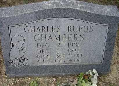 CHAMBERS, CHARLES RUFUS - Lawrence County, Arkansas | CHARLES RUFUS CHAMBERS - Arkansas Gravestone Photos