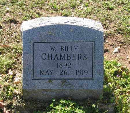 "CHAMBERS, WILLIAM VINCENT ""BILLY"" - Lawrence County, Arkansas 