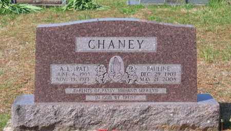 "CHANEY, ARTHUR LEE ""PAT"" - Lawrence County, Arkansas | ARTHUR LEE ""PAT"" CHANEY - Arkansas Gravestone Photos"