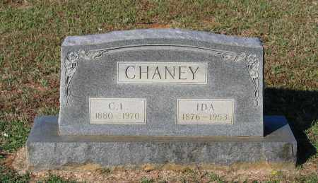 """CHANEY, CHARLEY LEE """"C. L."""" - Lawrence County, Arkansas 