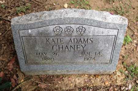 ADAMS CHANEY, KATE - Lawrence County, Arkansas   KATE ADAMS CHANEY - Arkansas Gravestone Photos