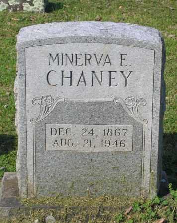 CHANEY, MINERVA E. - Lawrence County, Arkansas | MINERVA E. CHANEY - Arkansas Gravestone Photos