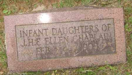 CHAPLAIN, INFANT DAUGHTERS - Lawrence County, Arkansas | INFANT DAUGHTERS CHAPLAIN - Arkansas Gravestone Photos