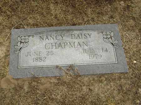 CHAPMAN, NANCY DAISY - Lawrence County, Arkansas | NANCY DAISY CHAPMAN - Arkansas Gravestone Photos