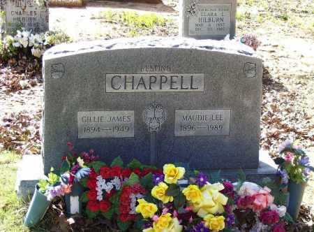 """CHAPPELL, JAMES GILMORE """"GILLIE"""" - Lawrence County, Arkansas 