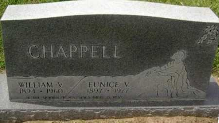 "CHAPPELL, WILLIAM V. ""WILLIE"" - Lawrence County, Arkansas 
