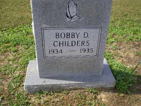 CHILDERS, BOBBY D. - Lawrence County, Arkansas | BOBBY D. CHILDERS - Arkansas Gravestone Photos
