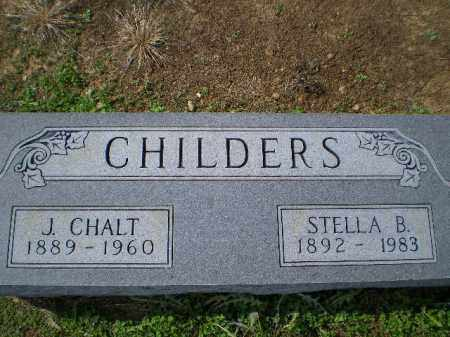 CHILDERS, J. CHALTON - Lawrence County, Arkansas | J. CHALTON CHILDERS - Arkansas Gravestone Photos