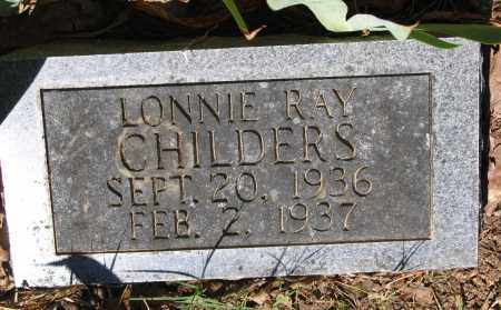CHILDERS, LONNIE RAY - Lawrence County, Arkansas | LONNIE RAY CHILDERS - Arkansas Gravestone Photos