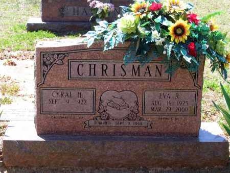 CHRISMAN, EVA RUTH - Lawrence County, Arkansas | EVA RUTH CHRISMAN - Arkansas Gravestone Photos