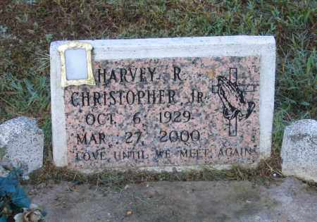CHRISTOPHER, JR., HARVEY RABURN - Lawrence County, Arkansas | HARVEY RABURN CHRISTOPHER, JR. - Arkansas Gravestone Photos