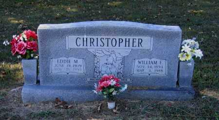 CHRISTOPHER, WILLIAM ESTES - Lawrence County, Arkansas | WILLIAM ESTES CHRISTOPHER - Arkansas Gravestone Photos
