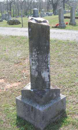 "CHURCH, SARAH CHARLOTTE ""SADIE"" - Lawrence County, Arkansas   SARAH CHARLOTTE ""SADIE"" CHURCH - Arkansas Gravestone Photos"