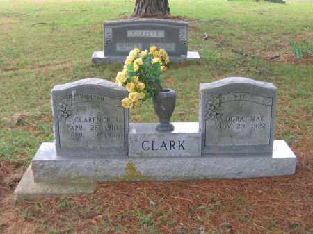 """CLARK, CLARENCE L """"JACK"""" - Lawrence County, Arkansas   CLARENCE L """"JACK"""" CLARK - Arkansas Gravestone Photos"""