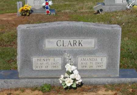 CLARK, AMANDA ELLEN - Lawrence County, Arkansas   AMANDA ELLEN CLARK - Arkansas Gravestone Photos