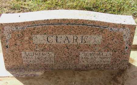 CLARK, AURORA C. - Lawrence County, Arkansas | AURORA C. CLARK - Arkansas Gravestone Photos