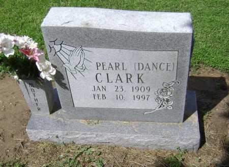 CLARK, PEARL LOIS FELTS DANCE - Lawrence County, Arkansas | PEARL LOIS FELTS DANCE CLARK - Arkansas Gravestone Photos