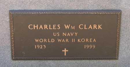 CLARK (VETERAN 2 WARS), CHARLES WILLIAM - Lawrence County, Arkansas | CHARLES WILLIAM CLARK (VETERAN 2 WARS) - Arkansas Gravestone Photos